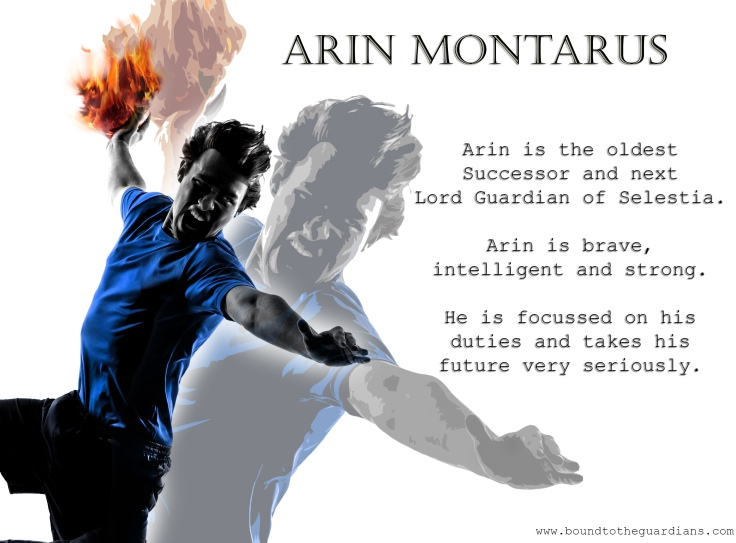Character Teaser: Arin Montarus