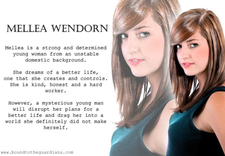 Character Teaser: Mellea Wendorn